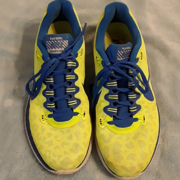 finest selection 317b3 455f0 Nike Lunarglide 5 H2O Repel